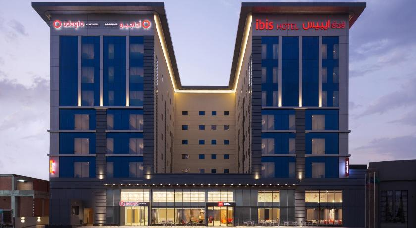 Best time to travel Saudi Arabia Ibis Jeddah Malik Road