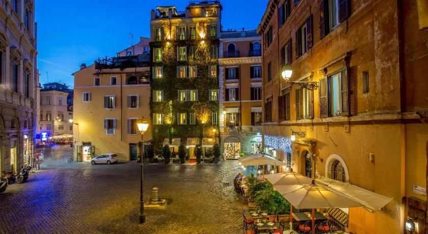 Hotel Dei Fiori Roma.Campo De Fiori Suites Rome 2020 Reviews Pictures Deals