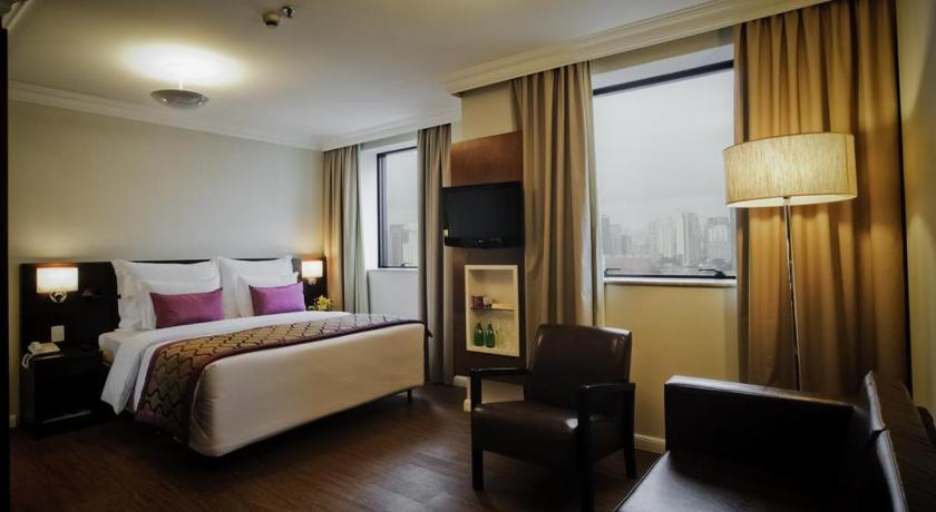 Deluxe Double Room Blue Tree Premium Faria Lima