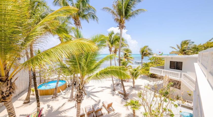 Babylon Beach Resort San Pedro Booking Deals Photos