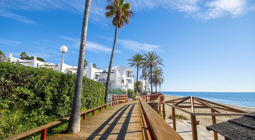 Best time to travel Costa del Sol Cubo's Estudio Atico Butibamba IV