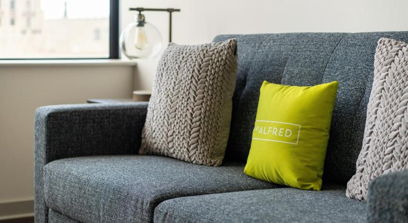 One-Bedroom Apartment Stay Alfred on Elm Street