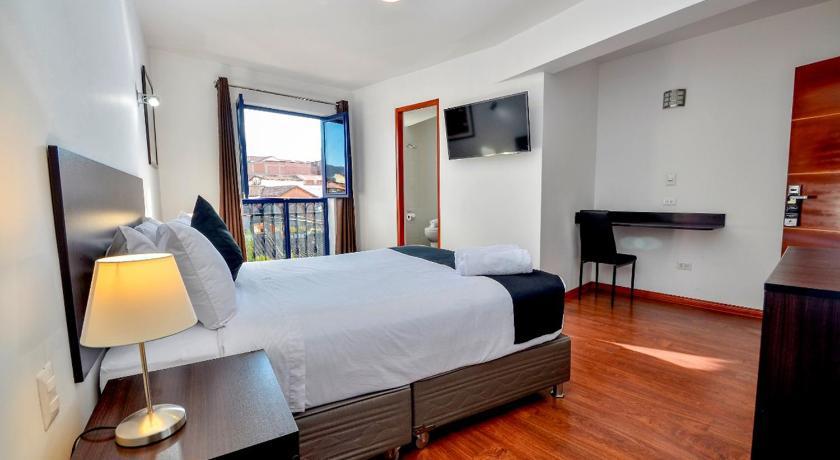 Ankawa Hotel Boutique in Cusco - Room Deals, Photos & Reviews