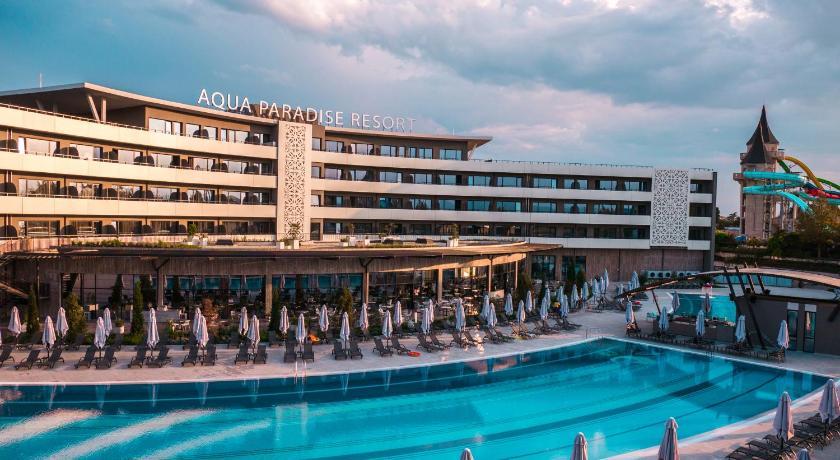 Aqua Paradise Resort Aqua Park Nessebar 2020 Updated Deals Hd
