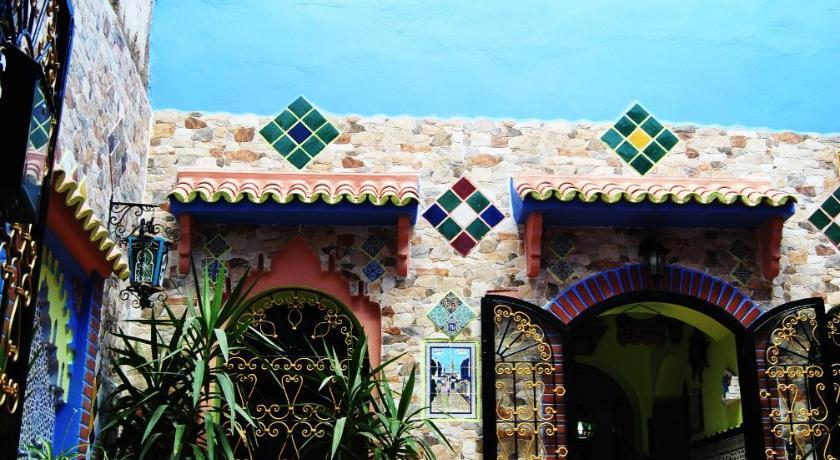 Best time to travel Morocco Hotel Casa Khaldi
