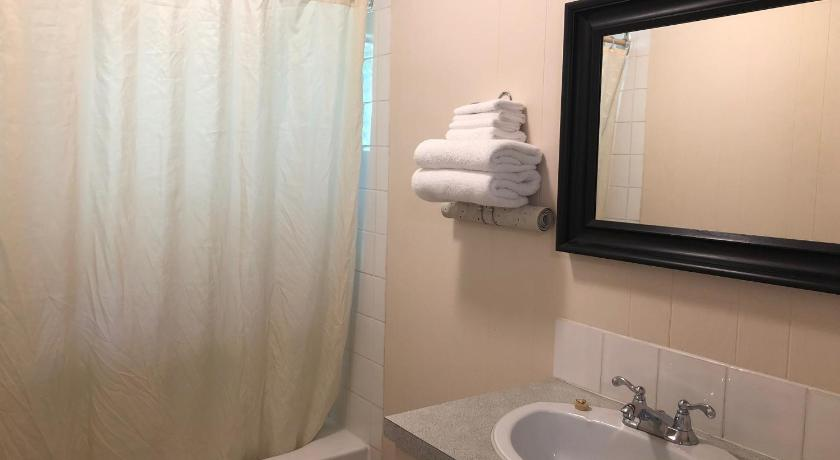 Standard Double Room with Kitchen The Hitching Post Motel