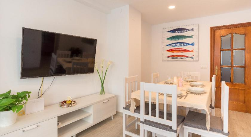 Apartment with Sea View Alboran Beach Terrace