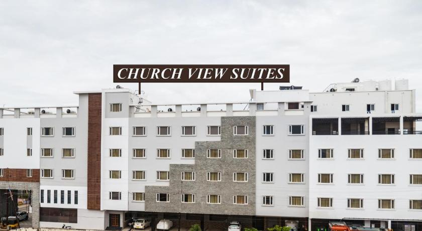 Church View Suites - A Bergamont Group of Hotels,Vellankanni