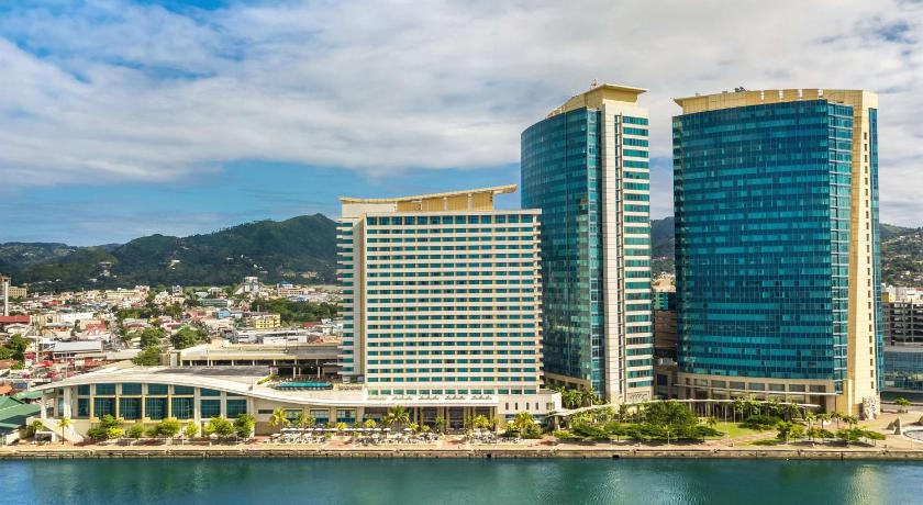 Best time to travel Port of Spain Hyatt Regency Trinidad