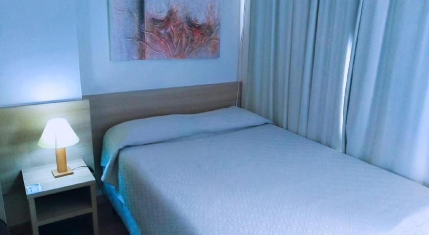 Standard Single Room Hotel Dan Inn Express Porto Alegre