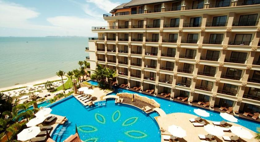 Best time to travel Pattaya Garden Cliff Resort And Spa