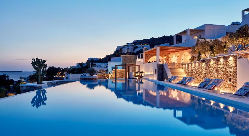 Best time to travel Mykonos Katikies Mykonos - The Leading Hotels of the World