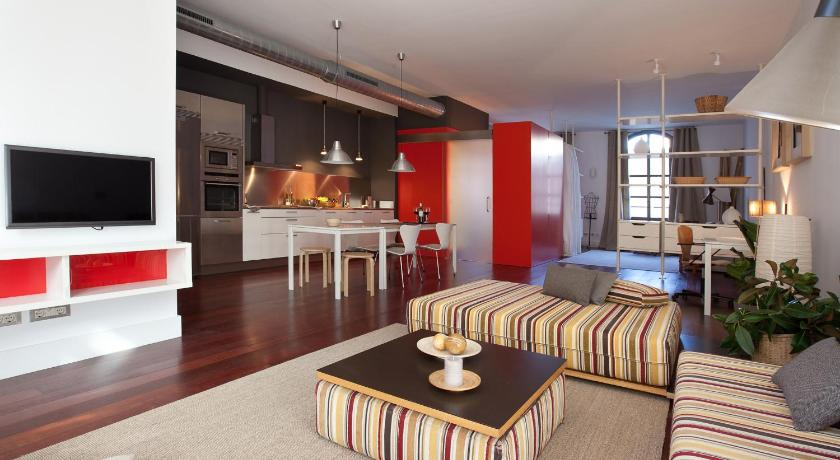 Sealona Beach Lofts Apartments - Barcelona