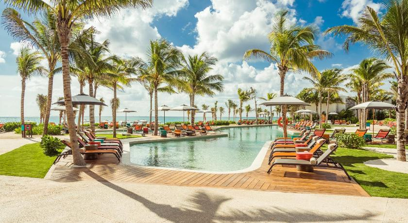 Best time to travel Mexico Andaz Mayakoba All Inclusive Package