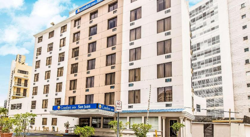 Best time to travel San Juan Comfort Inn San Juan