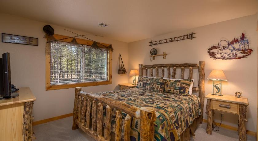 Котедж із 6 спальнями Jackpine 9-Sunriver Vacation Rentals by Sunset Lodging