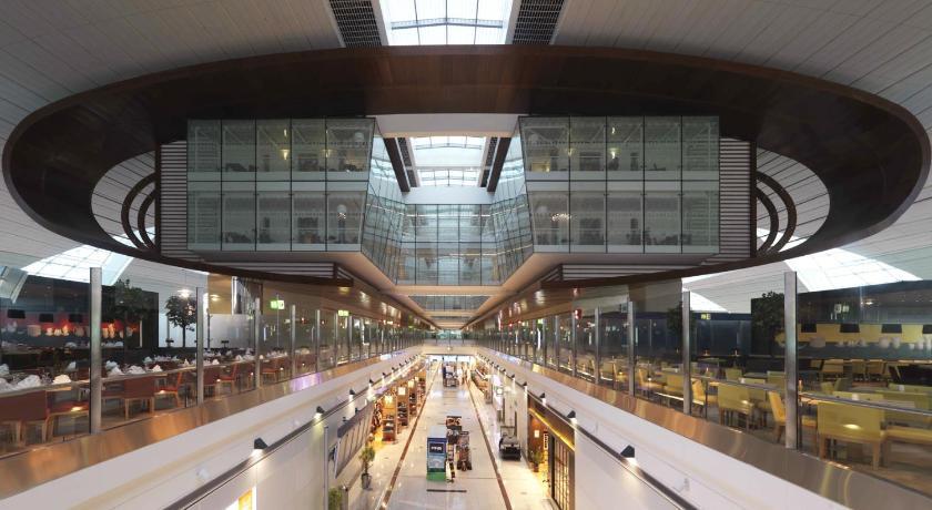 Best time to travel Dubai Dubai International Terminal Hotel