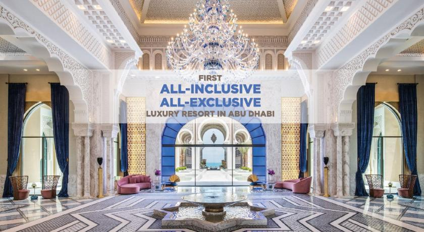 Best time to travel Abu Dhabi Rixos Premium Saadiyat Island – Ultra All Inclusive