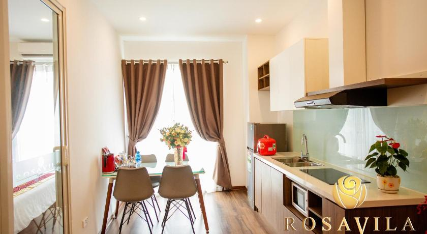 Rosa Villa Hotel & Apartment
