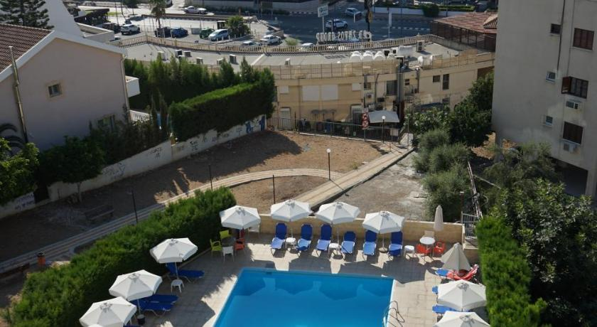 Best time to travel Cyprus Polyxeni Hotel Apartments