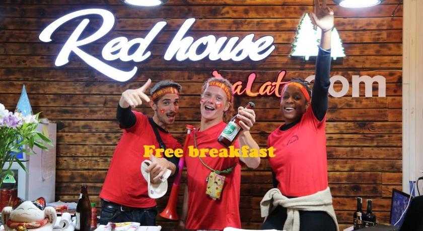 Redhouse Backpacker Hostel