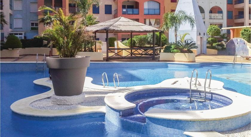 Amazing apartment in Playa Honda w/ Outdoor swimming pool, Outdoor swimming pool and 1 Bedrooms