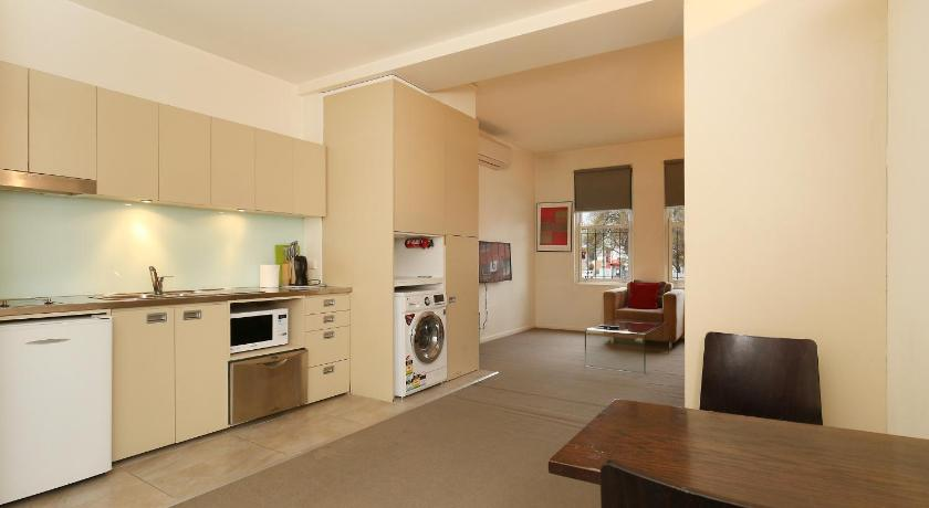 北墨尔本梅花酒店式公寓 (plum serviced apartments north melbourne