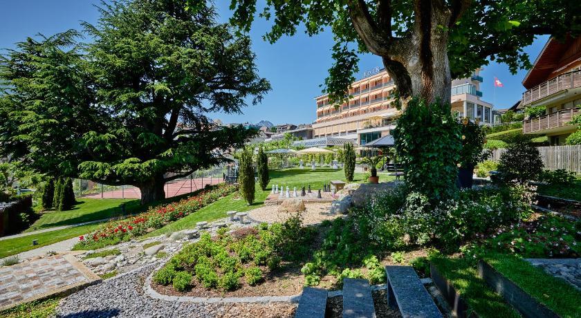info for acdbd 476bd Hotel Eden Spiez Swiss Quality Preise, Fotos, Bewertungen ...