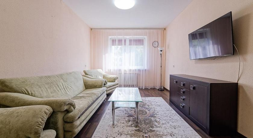 Spacious apartments on Masherova