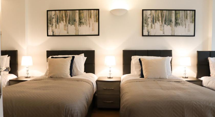Winchesters' No 1 Luxury Mindful Serviced Apartment, Sleeps Up to 6 Guests