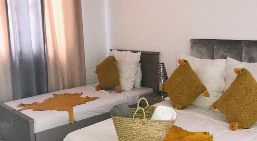 Double Room Hotel Princesse Ilham