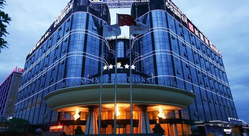 Best time to travel China Chengdu Bai Gang International Hotel