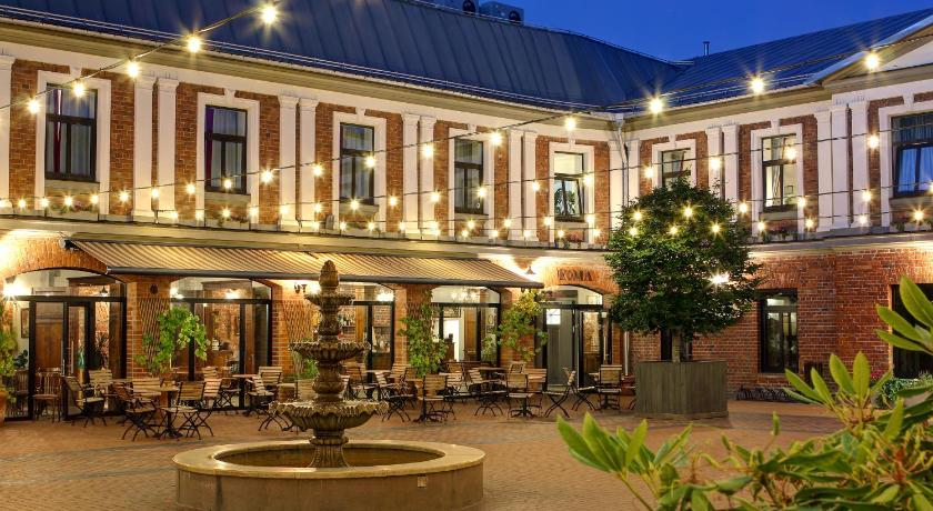 Art Hotel Roma In Liepaja Room Deals Photos Reviews