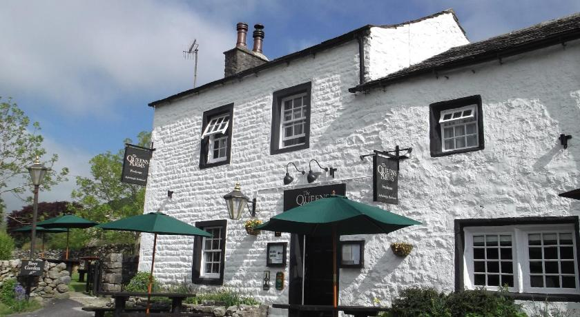 Best time to travel United Kingdom The Queens Arms