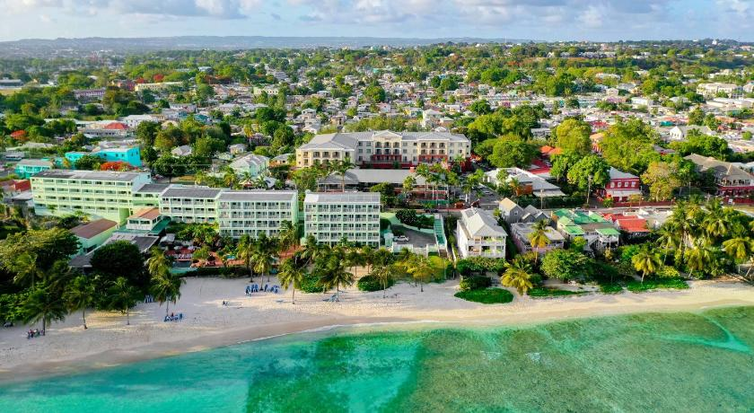 Best time to travel Bridgetown Courtyard by Marriott Bridgetown, Barbados