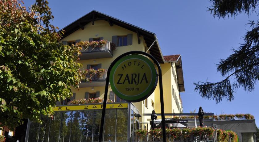Best time to travel Slovenia Hotel Zarja