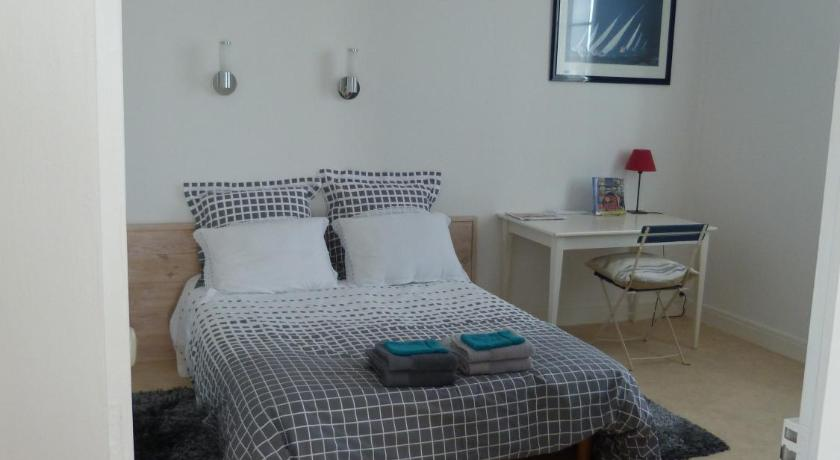 Two-Bedroom Apartment Appart_Pouliguen