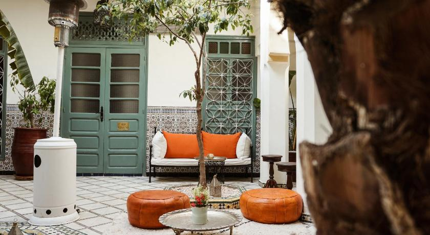Best time to travel Morocco Riad Orange