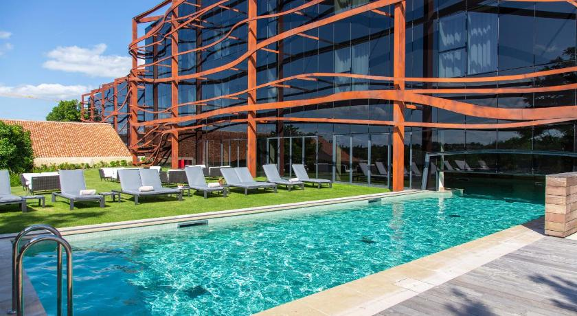 Hotel Chais Monnet Spa Cognac Booking Deals Photos Reviews