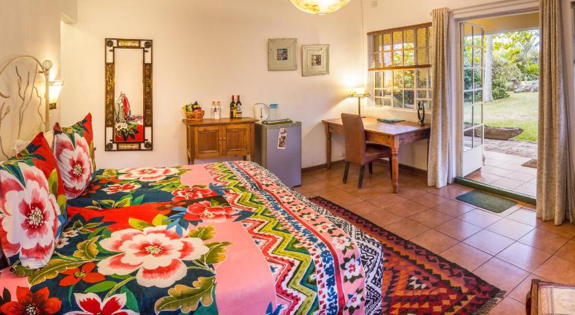 Best time to travel Harare Jacana Gardens Guest Lodge