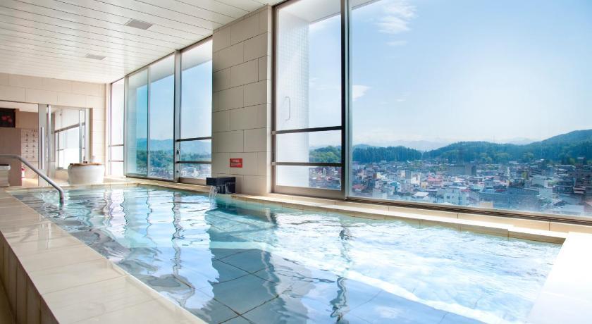 Spa Hotel Alpina Hida Takayama Nadamachi Takayama - Spa hotel alpina hidatakayama