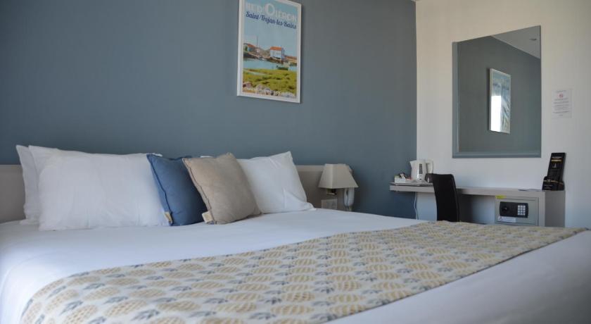Hotel Et Spa Les Cleunes Oléron
