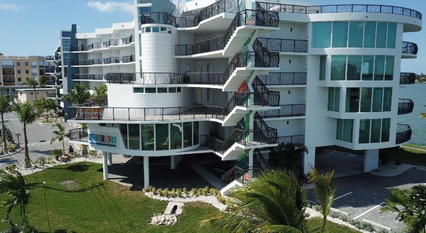 fusion resort treasure island
