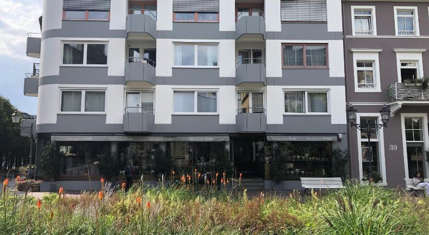 Apartments An Der Caracalla Therme In Baden Baden Room