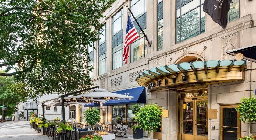 Hotels Washington Dc >> Sofitel Washington Dc Lafayette Square Hotel Washington