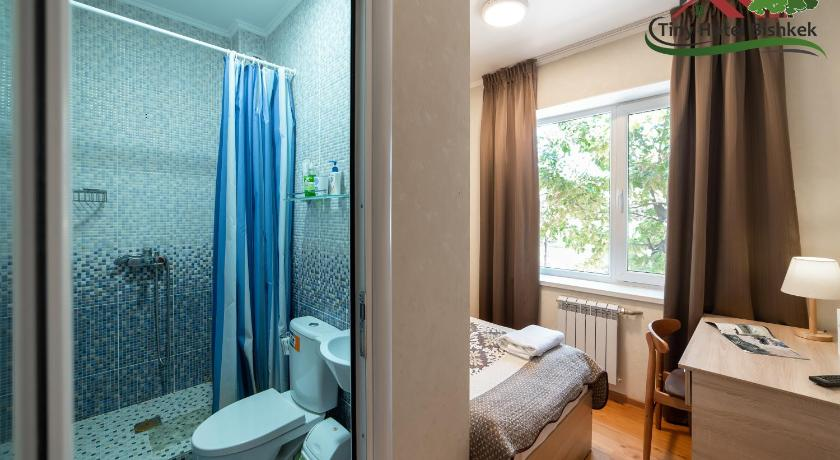Tiny Hotel Bishkek Guesthouse Bed And Breakfast Deals Photos