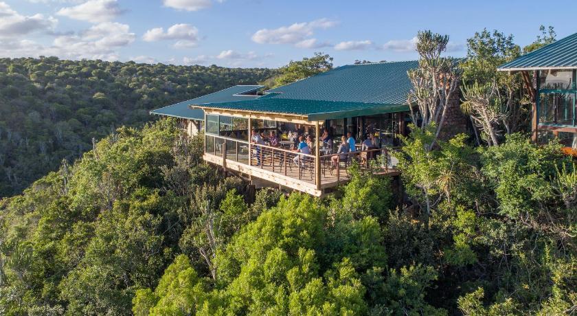 Kariega Game Reserve Main Lodge In Kariega Game Reserve