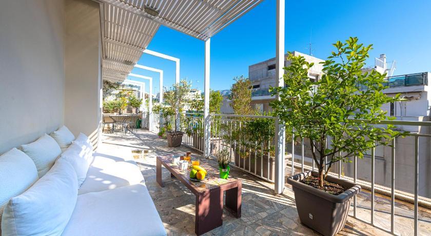 Hidesign Athens Luxury Apartments In Kolonaki In Greece Room