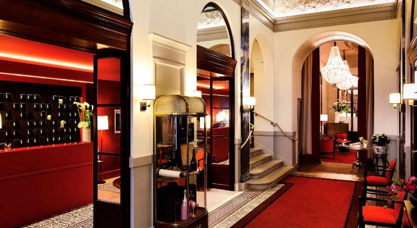 Hotel Carlton Lyon - MGallery by Sofitel