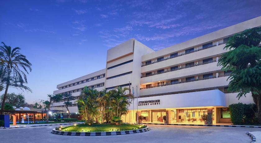 Best time to travel Egypt Steigenberger Resort Achti